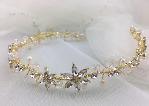 ADRIANNA Bridal Headpiece